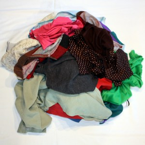 General Mixture Recycled Rags